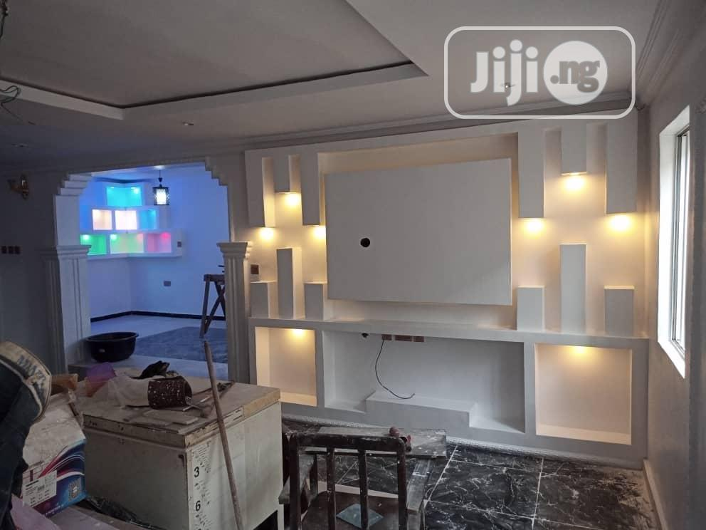 TV Wall Designs, Interior Decoration | Building & Trades Services for sale in Lagos Island (Eko), Lagos State, Nigeria