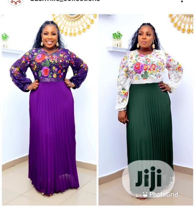 Quality Dinner and Free Long Gown | Clothing for sale in Ikeja, Lagos State, Nigeria