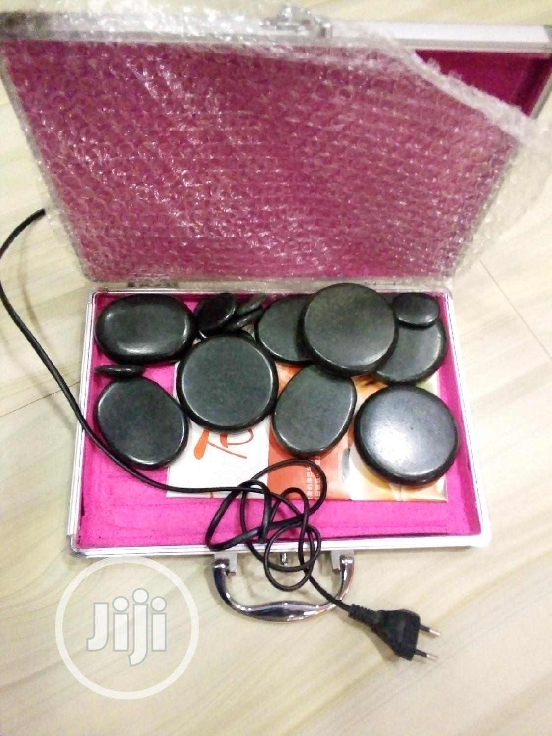 Spa Hot Stone | Tools & Accessories for sale in Lekki, Lagos State, Nigeria