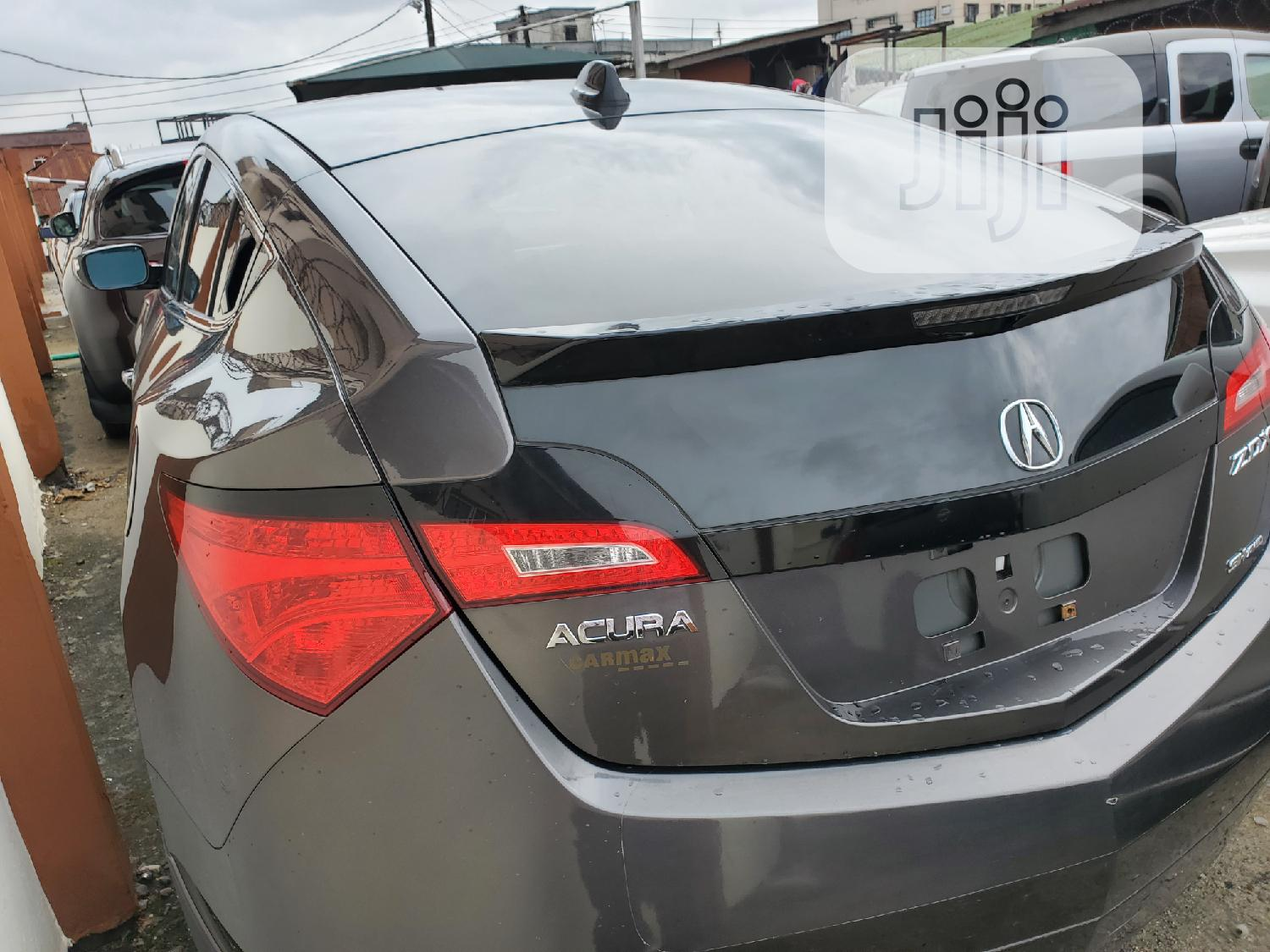 Acura ZDX 2011 Base AWD Gray   Cars for sale in Surulere, Lagos State, Nigeria