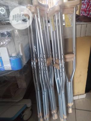 Crutches Walking Aid   Medical Supplies & Equipment for sale in Abuja (FCT) State, Wuye