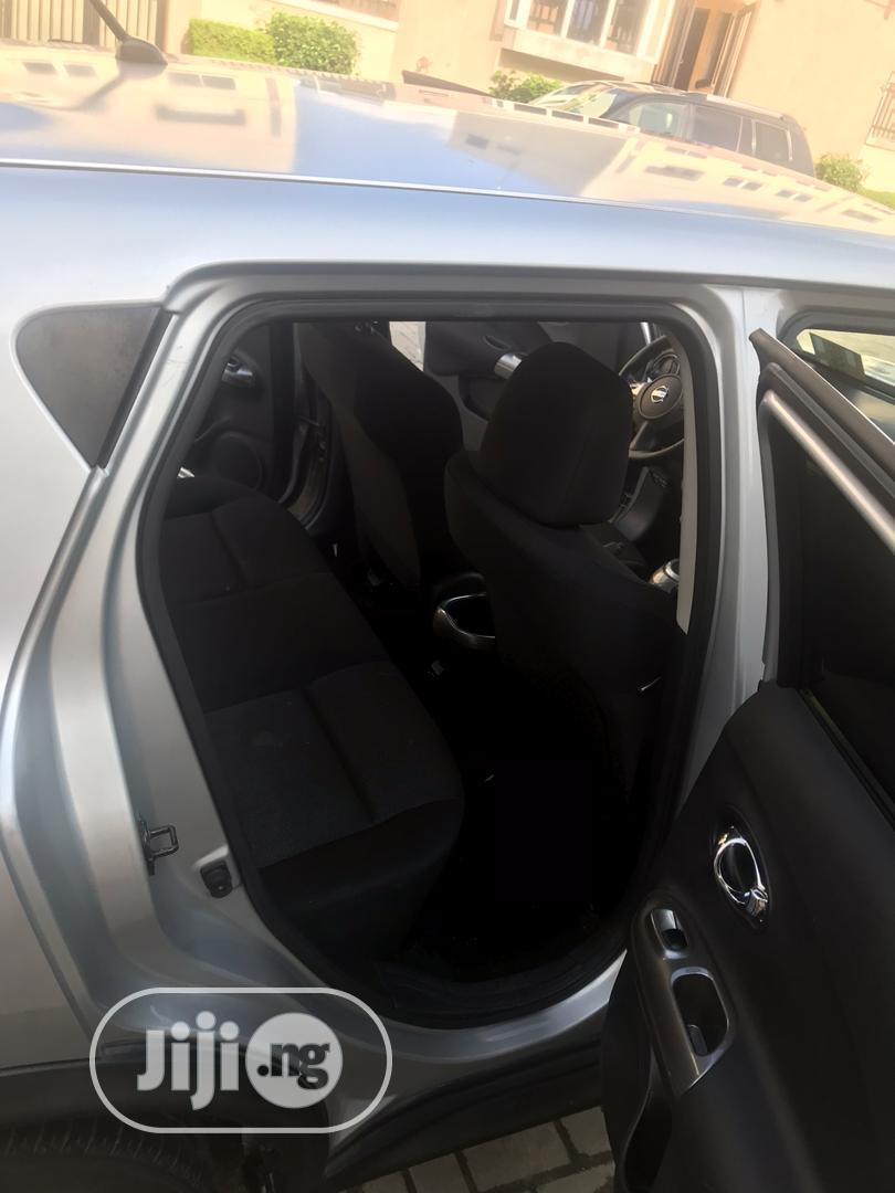 Archive: Nissan Juke 2013 S Silver