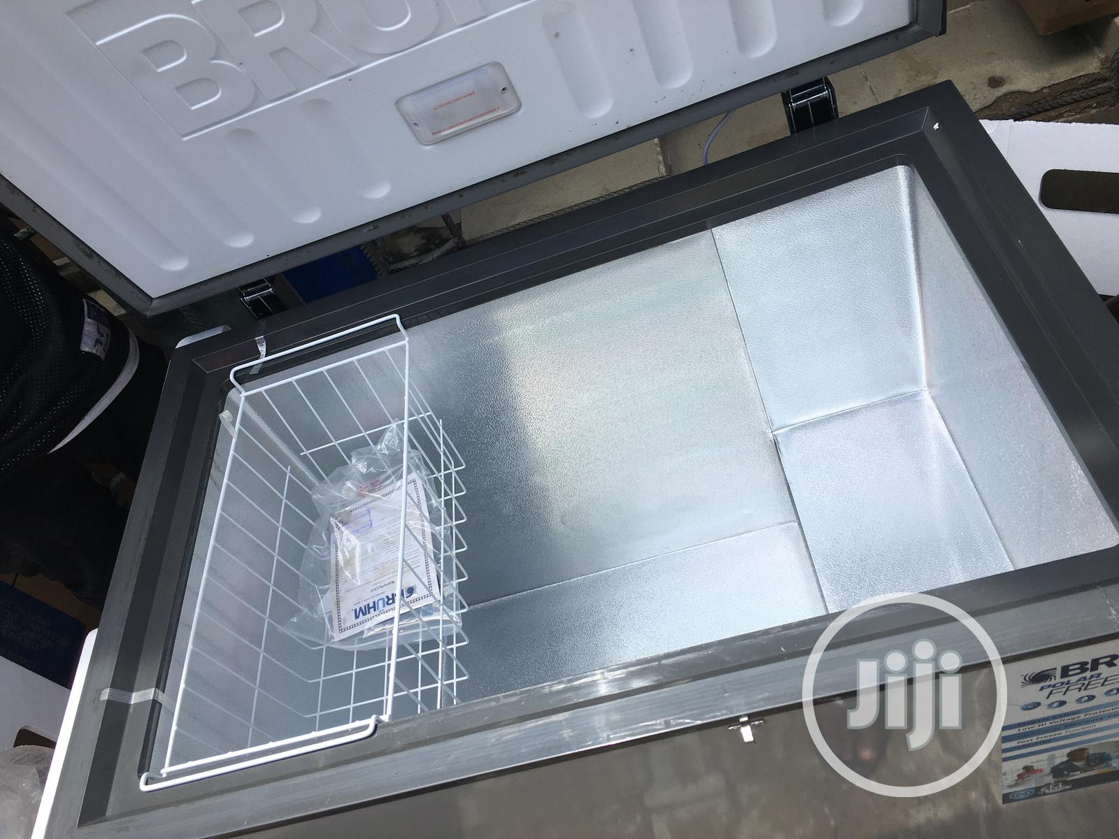 Archive: Bruhm Chest Freezer 300liters