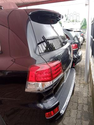 Lexus LX 570 2015 Black   Cars for sale in Lagos State, Magodo