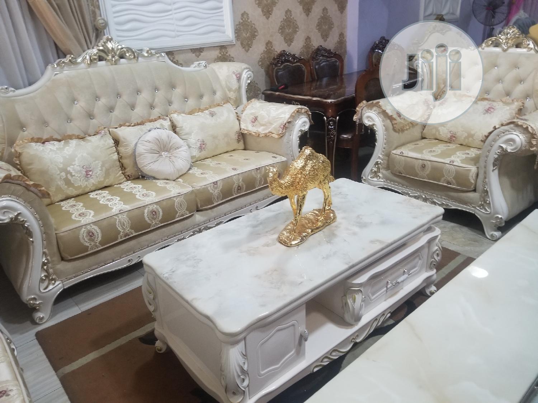 7seater Royal Fabric Turkey Sofa Chair