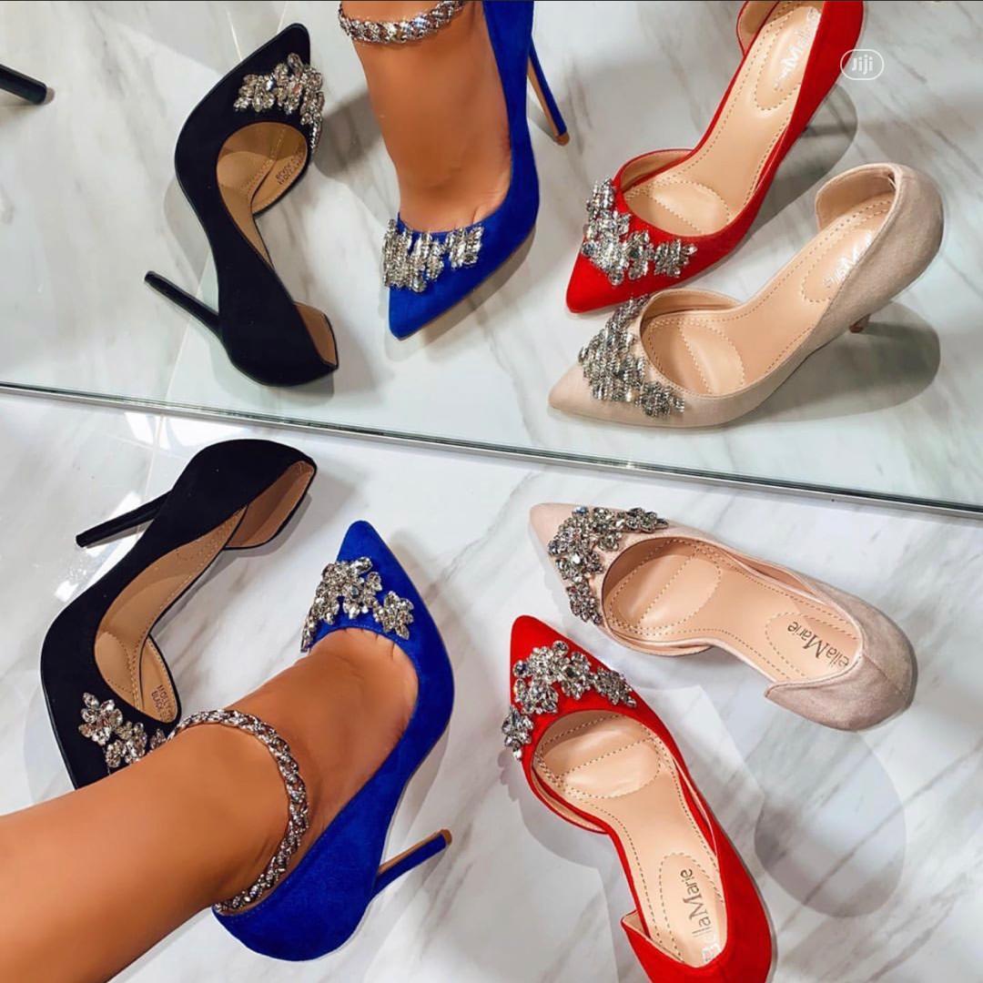Archive: Bella Marie Designer Heel Shoe