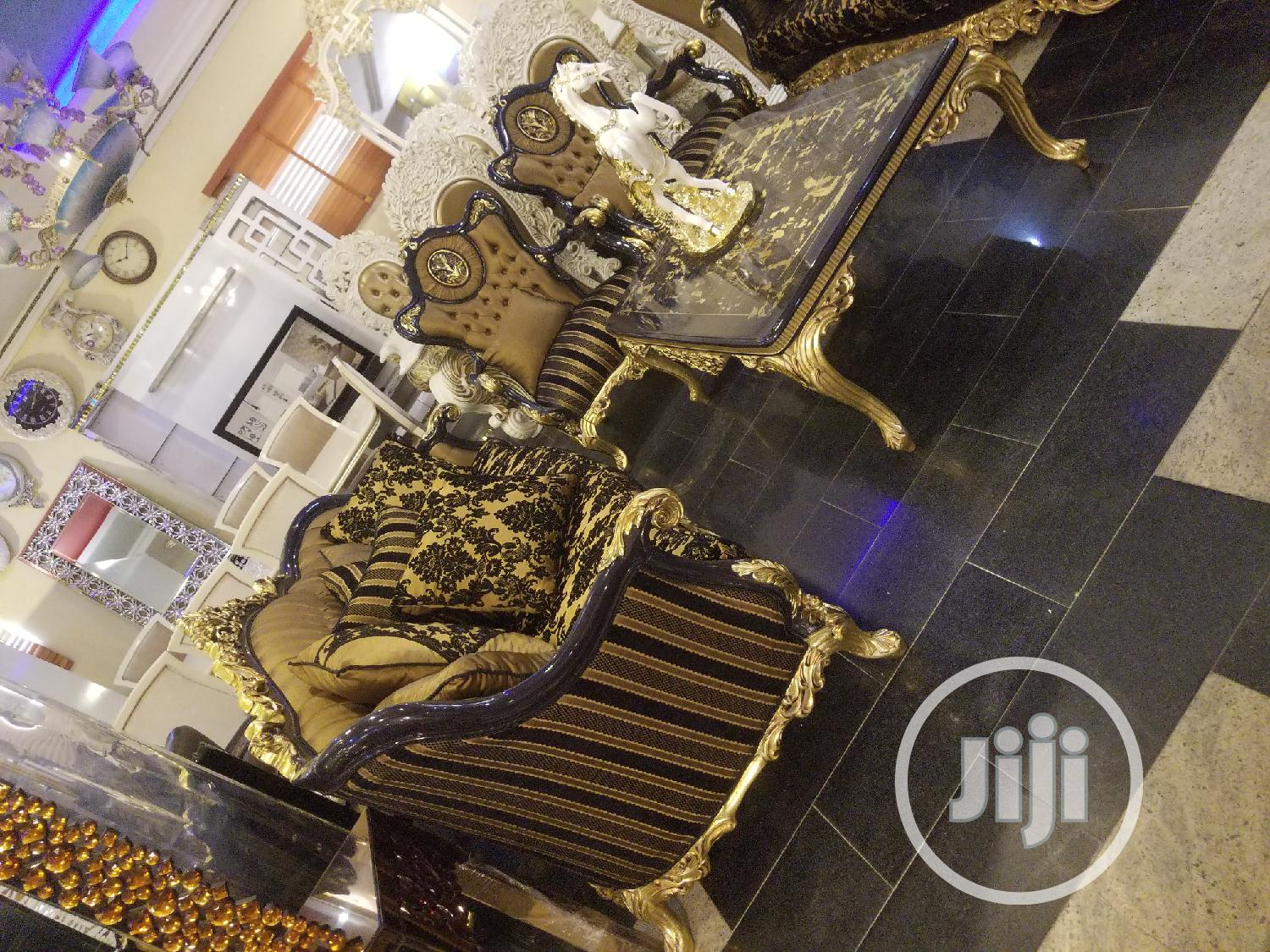 Executive Fabric Sofa Chair From Turkish | Furniture for sale in Ajah, Lagos State, Nigeria