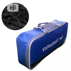 Volleyball Net Standard Pack 12cm Mesh Indoor and Outdoor   Sports Equipment for sale in Rivers State, Port-Harcourt