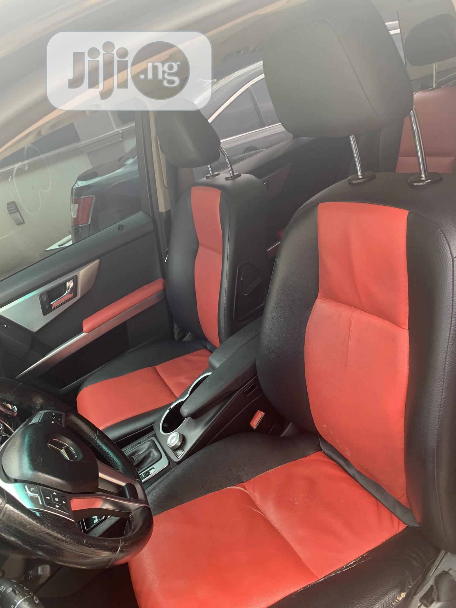 Mercedes-Benz GLK-Class 2015 Black | Cars for sale in Gwarinpa, Abuja (FCT) State, Nigeria