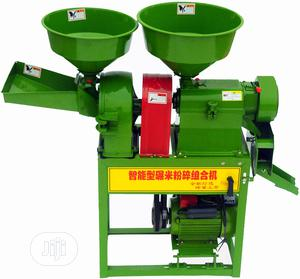 Combined Rice Milling Machine   Farm Machinery & Equipment for sale in Abuja (FCT) State, Kaura