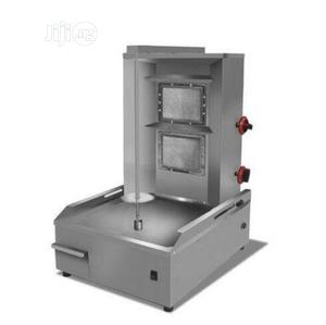 High Quality 2 Burner Stainless Shawarma Machine | Restaurant & Catering Equipment for sale in Lagos State, Amuwo-Odofin