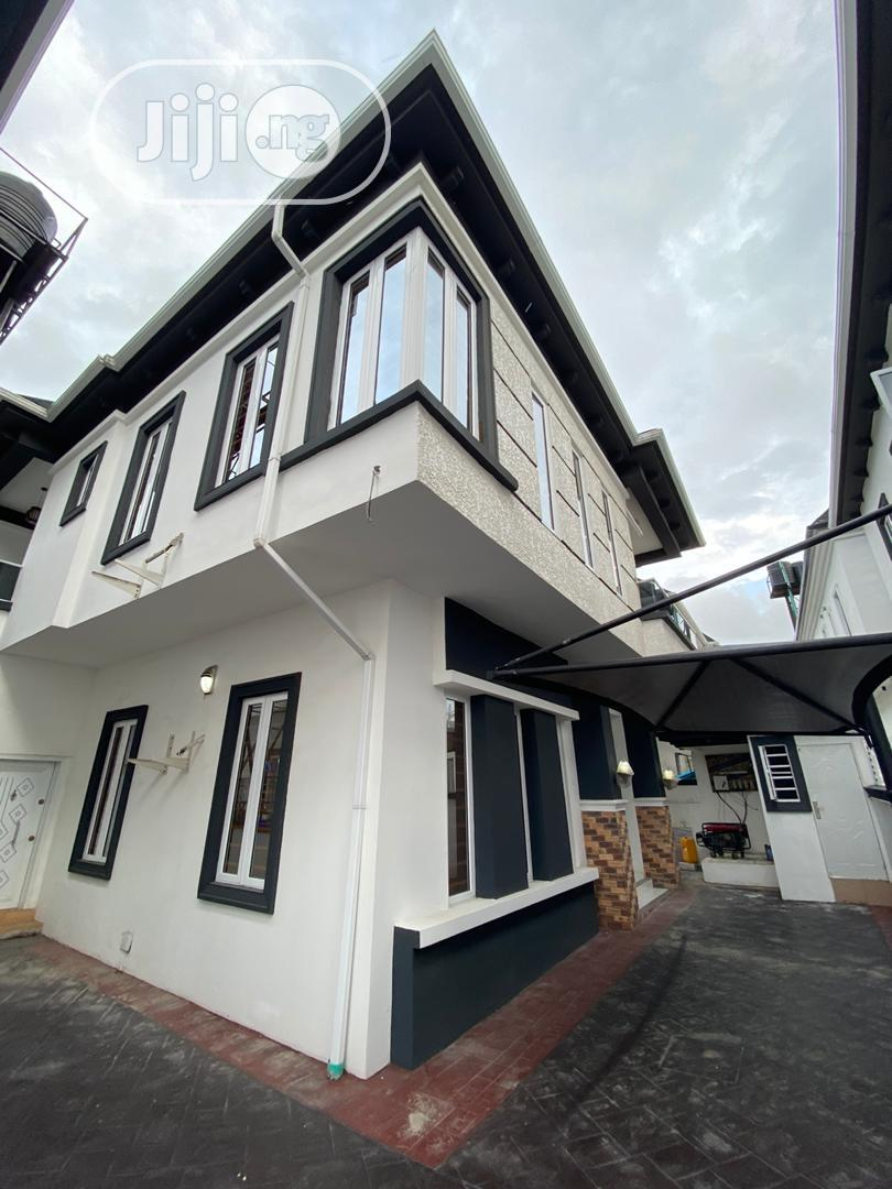Affordable Chevron 5bedrooms Detached Duplex   Houses & Apartments For Sale for sale in Lekki, Lagos State, Nigeria