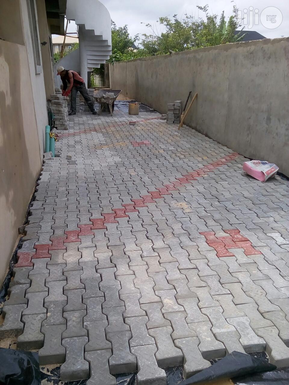 Interlock And Tiles Installation Services | Building & Trades Services for sale in Lagos Island (Eko), Lagos State, Nigeria