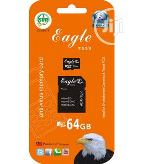 64GB Memory Card With Antivirus | Accessories & Supplies for Electronics for sale in Lagos State, Ikeja