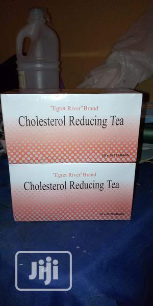 2 Packs Egret River Cholesterol Reducing Tea   Vitamins & Supplements for sale in Lagos State, Ikeja