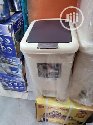 12 Litres Pedal Waste Bin Rubber | Home Accessories for sale in Lagos State, Surulere