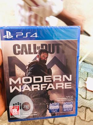 Call Of Duty Mordern Warfare For Ps4 | Video Games for sale in Lagos State, Ikeja