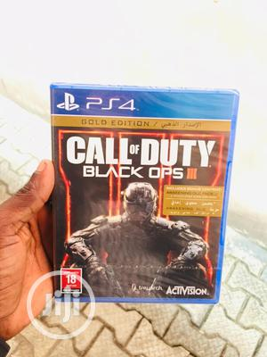 Call of Duty Black Ops 3 for Ps4   Video Games for sale in Lagos State, Ikeja