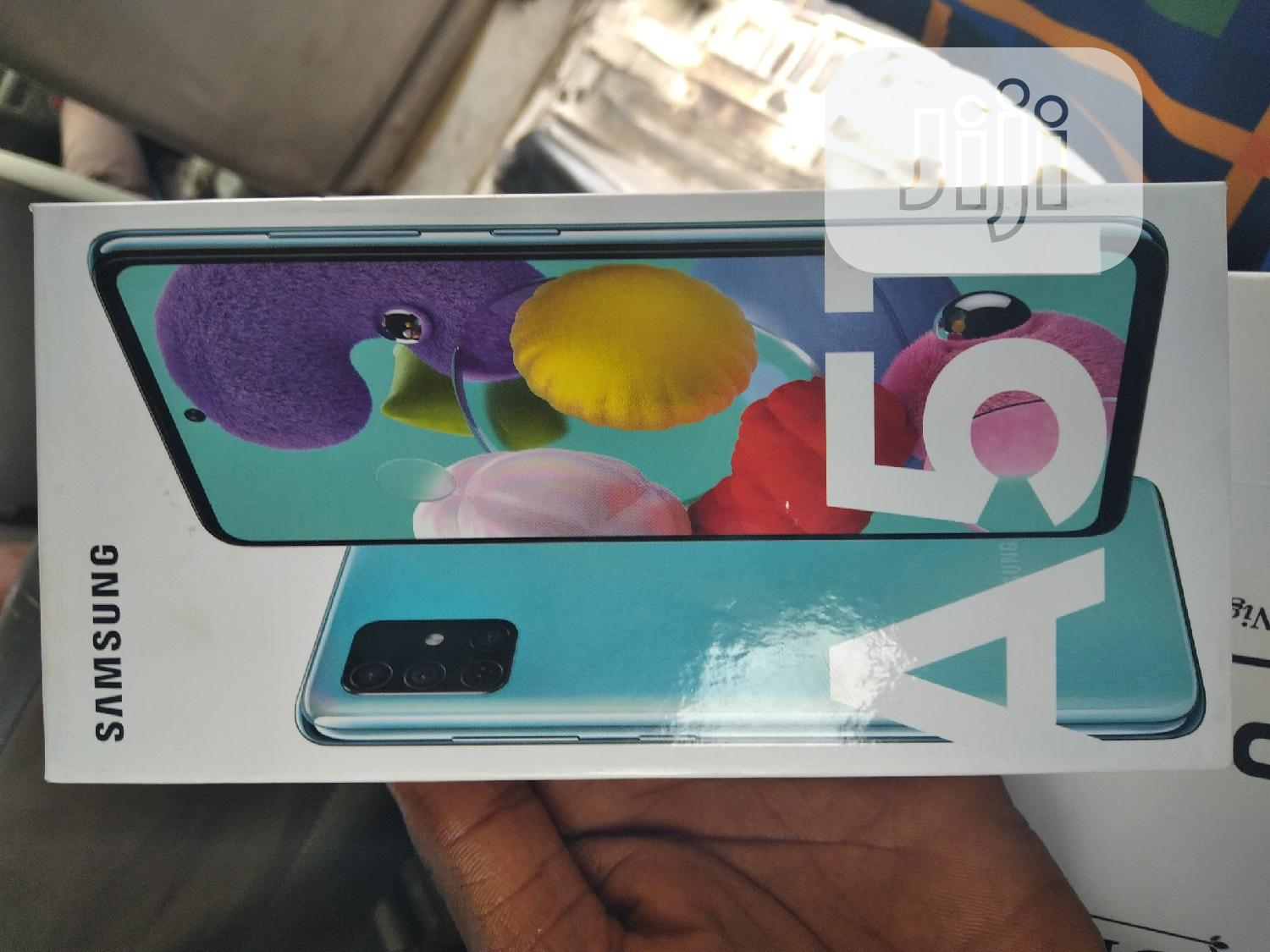 New Samsung Galaxy A51 128 GB   Mobile Phones for sale in Ikeja, Lagos State, Nigeria