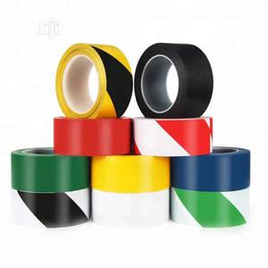 PVC Floor Warning Marking Tape | Safetywear & Equipment for sale in Lagos State, Surulere