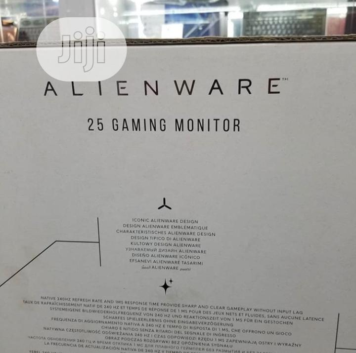 Archive: Brand New Alienware Gaming Monitor 25inches
