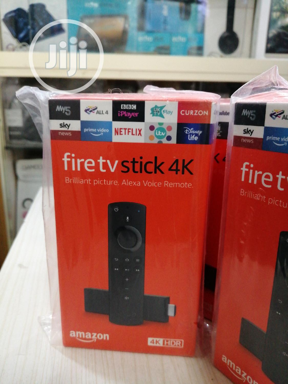 Archive: Amazon Fire TV Stick 4k