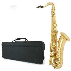 Armstrong Tenor Professional Saxophone Gold | Musical Instruments & Gear for sale in Lagos State, Yaba