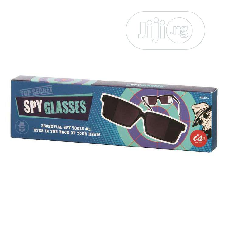 Archive: Central Style Spy Glass