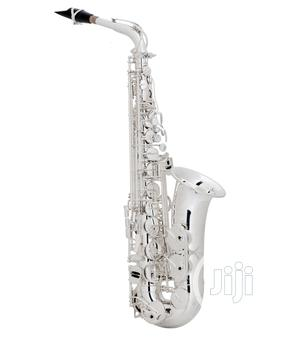 Armstrong Alto Professional Saxophone Silver | Musical Instruments & Gear for sale in Lagos State, Yaba