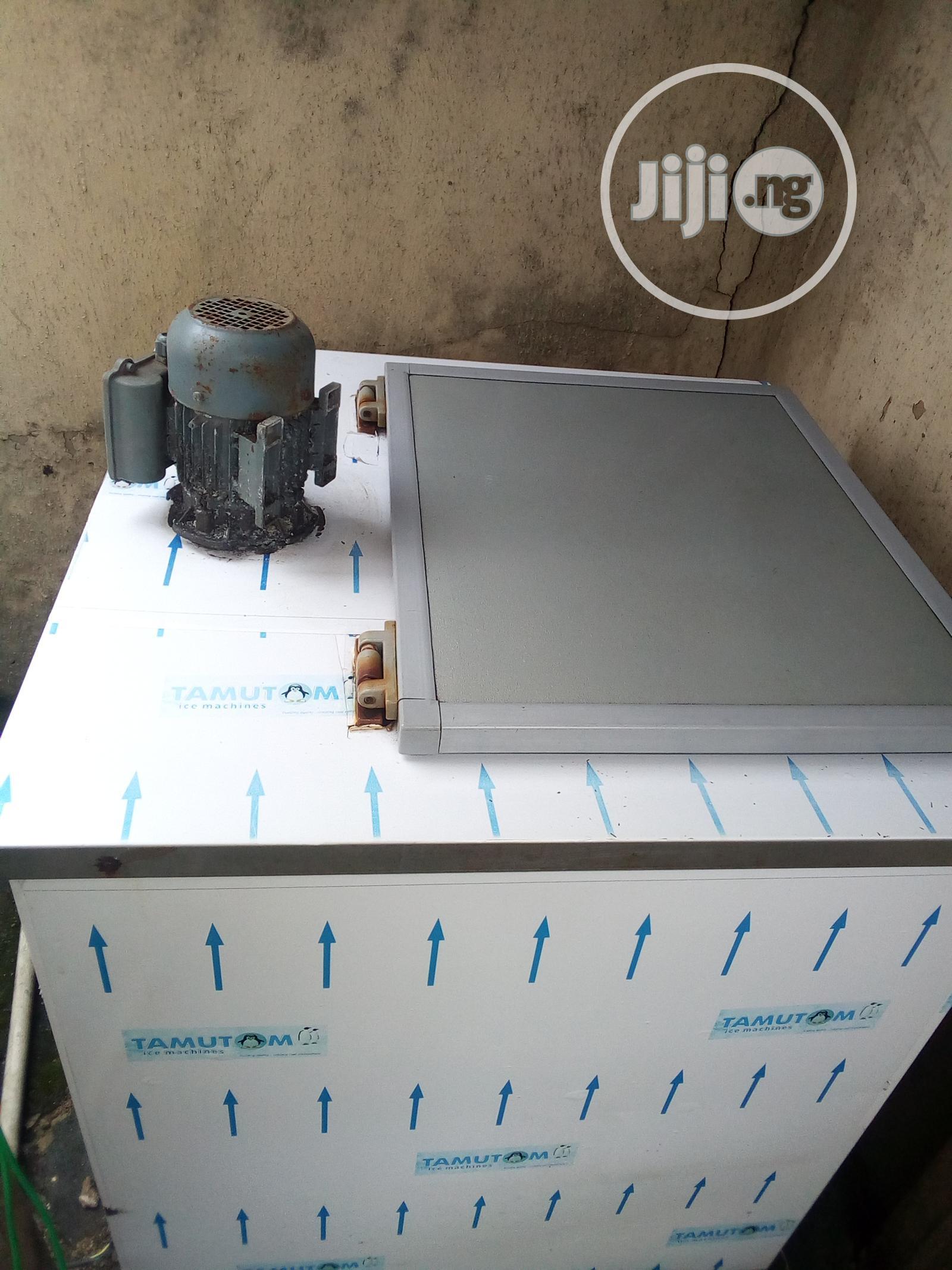 Archive: Ice Block Making Machine