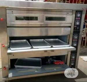 3 Deck, 9 Tray Strong Quality And Durable Industrial Oven | Industrial Ovens for sale in Lagos State, Ojo