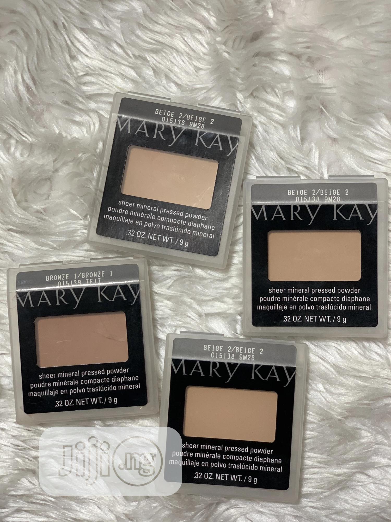 Marykay Powder