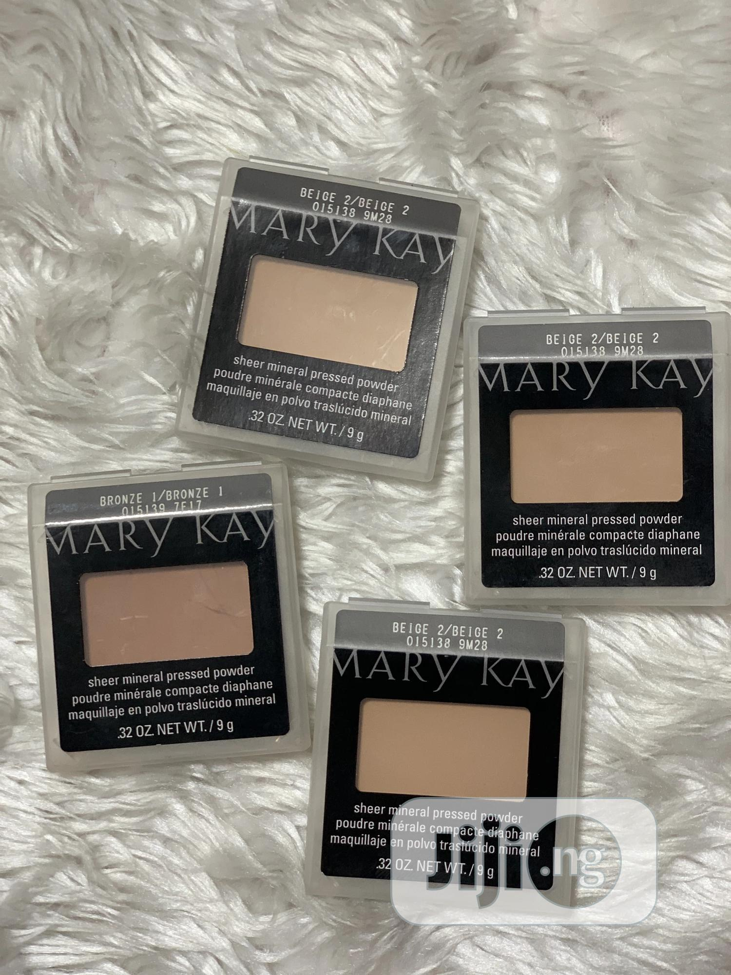Marykay Powder   Makeup for sale in Abule Egba, Lagos State, Nigeria