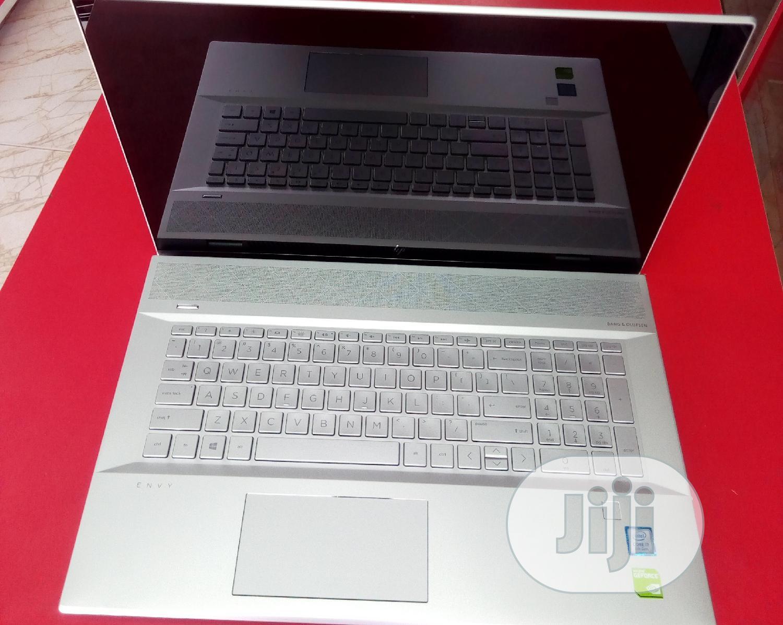 Archive: New Laptop HP Envy 17 12GB Intel Core I7 SSD 512GB
