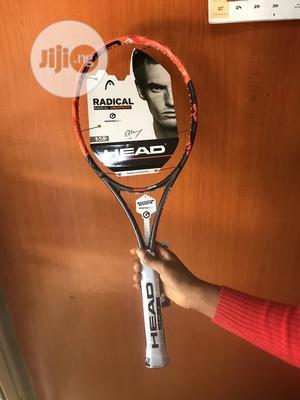 Original Head Racket   Sports Equipment for sale in Lagos State, Victoria Island