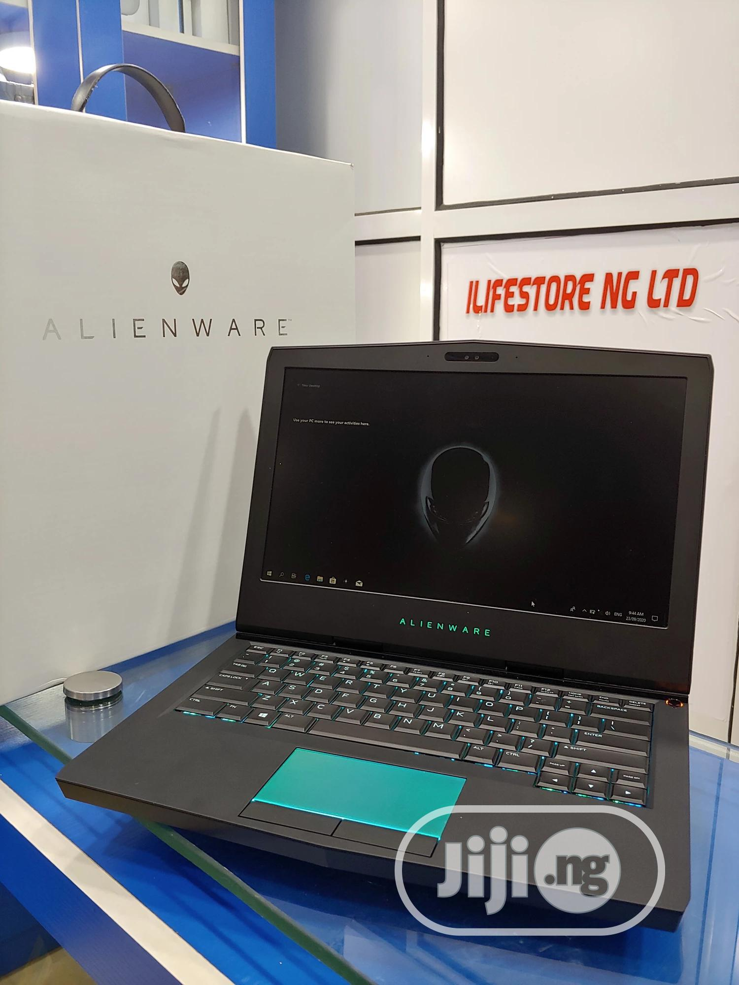 Laptop Dell Alienware 13 R3 16GB Intel Core I5 SSD 512GB | Laptops & Computers for sale in Ikeja, Lagos State, Nigeria