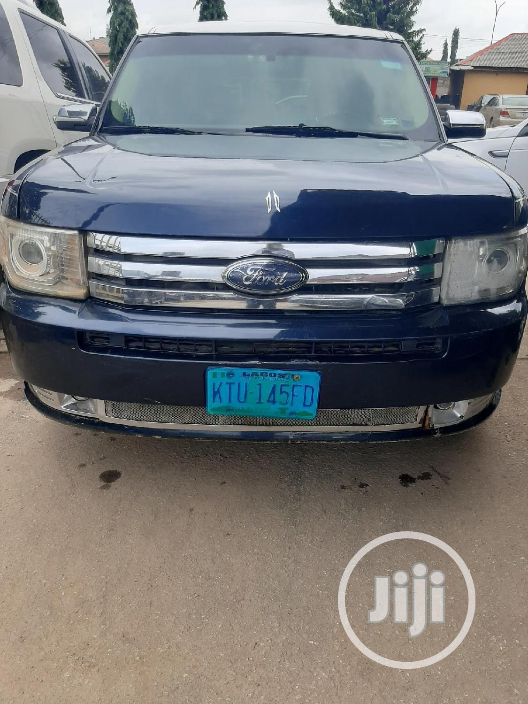 Ford Flex 2010 Blue