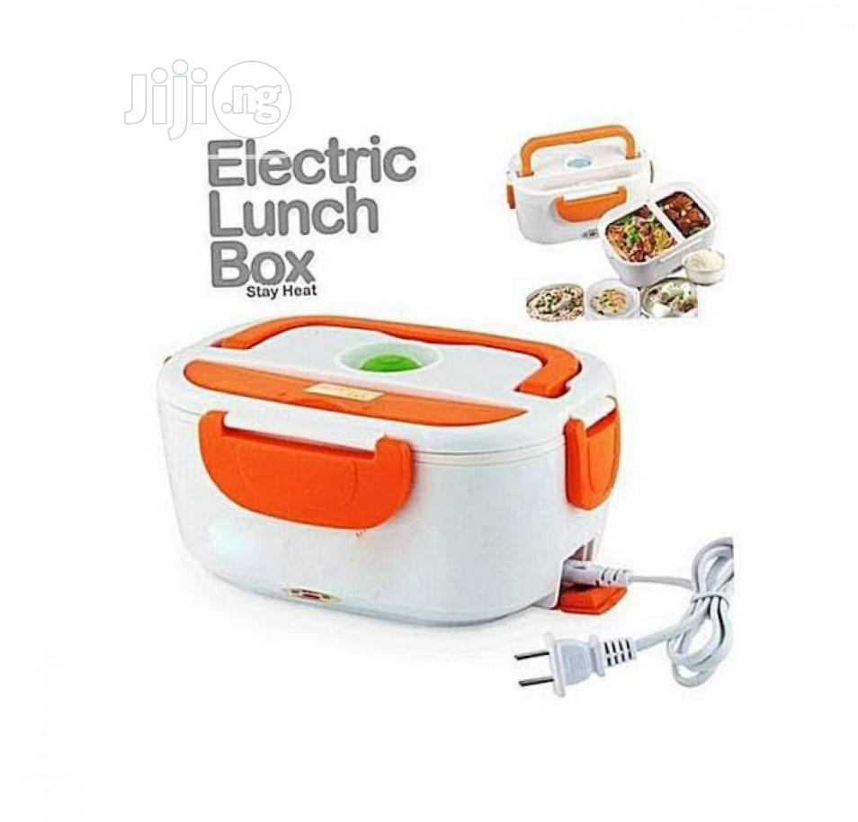 Electric Portable Heating Lunch Box D111