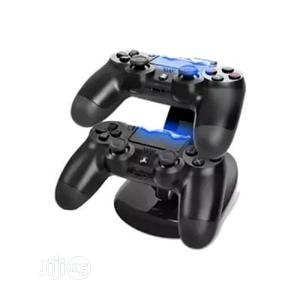 Dual Port Charger For PS4 Game Pad | Accessories & Supplies for Electronics for sale in Lagos State, Ikeja