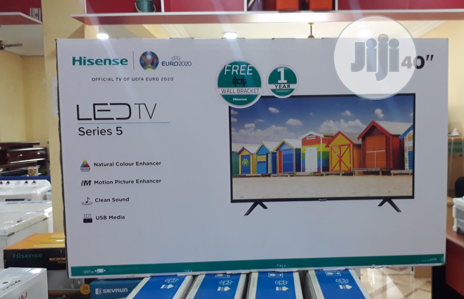 Hisense Led Tv 40 Inches