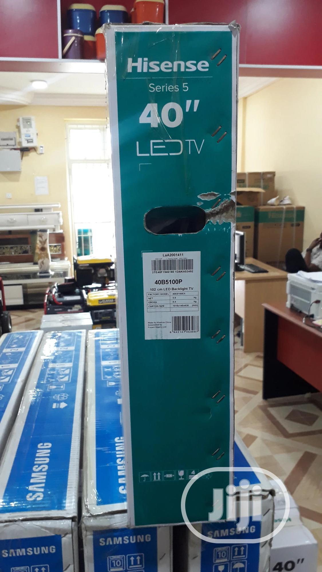 Hisense Led Tv 40 Inches | TV & DVD Equipment for sale in Kado, Abuja (FCT) State, Nigeria