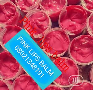 Pink Lips Balm for Man Woman   Skin Care for sale in Abuja (FCT) State, Dei-Dei