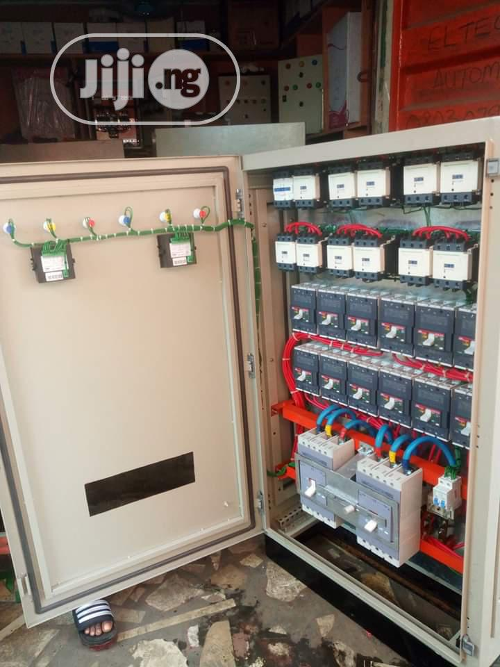Construction Of Panel Box | Electrical Equipment for sale in Lagos Island (Eko), Lagos State, Nigeria