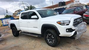 Toyota Tacoma 2017 White | Cars for sale in Lagos State, Isolo