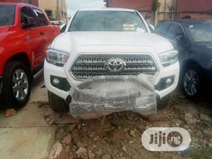 Toyota Tacoma 2017 TRD Off Road White   Cars for sale in Lagos State, Isolo