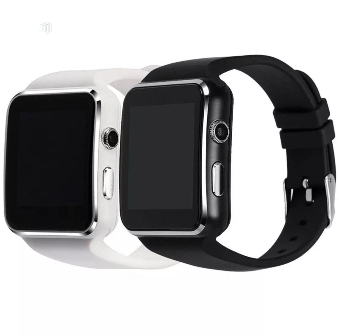 X6 Smart Watch With Sim and Memory Slot
