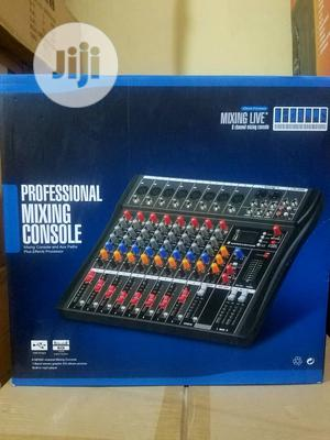8channel Sonymax Professional Console Mixer With Phantom | Audio & Music Equipment for sale in Lagos State, Ojo