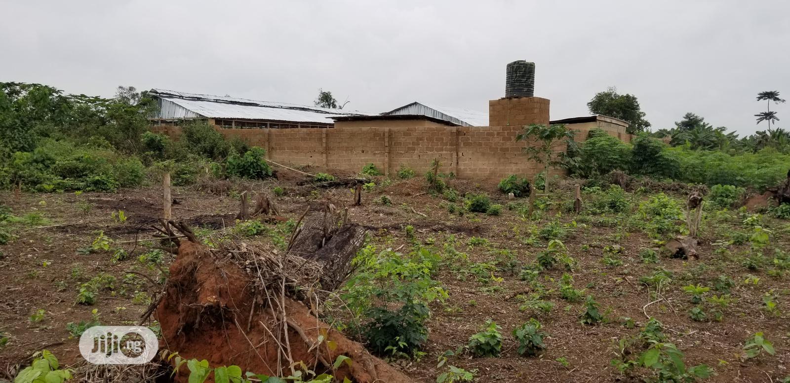 Acres Of Land At Iraiye, Via Nnpc Depot.