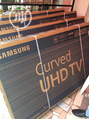Samsung Curve TV 55 Inches | TV & DVD Equipment for sale in Lagos State, Ikorodu