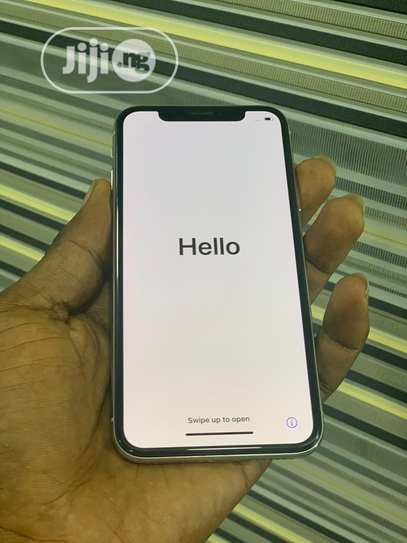 Apple iPhone X 256 GB White | Mobile Phones for sale in Ikeja, Lagos State, Nigeria